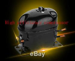 220V Auto Commercial Ice Maker Cube Machine 50KG Stainless Steel Bar 230W