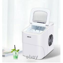 2L 105W Commercial Automatic Ice Cube Maker Machine Household Portable Electric