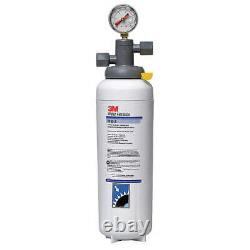 3M WATER FILTRATION PRODUCTS 5616304 Water Filter System, 1/2 In, 3.34 gpm