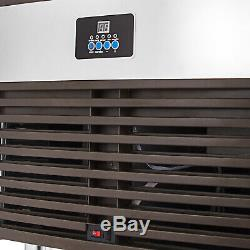 4068 KG/24H Commercial Ice Maker Machine Water Filter Bakeries 88150 Lbs