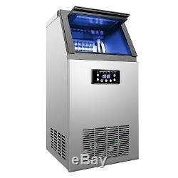 45 Grid Commercial Ice Cube Maker Machine