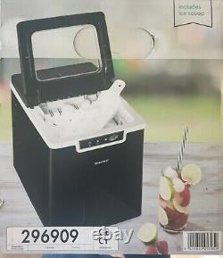 Automatic Ice Cube Maker Machine Home Commercial 12kg per 24h SILVERCREST NEW