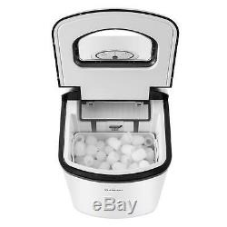 B-Stock Ice Cube Maker Machine Commercial Stainless Steel Drinks Bar Cocktail