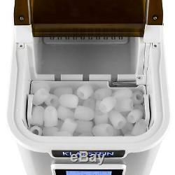 B-Stock Ice Maker machine machine commercial 12kg /day Counter Top 150 W Bar D