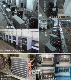 CE 220V 40kg/24H Commercial Ice Maker Auto Clear Cube Ice Making Machine