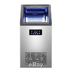 Commercial 45 Grid Cube Ice Machine Maker