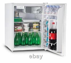 Commercial Cool CCR26W Compact Single Door Refrigerator and Freezer 2.6 Cu. F