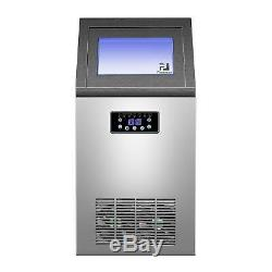 Commercial Cube Ice Maker Machine 50kg