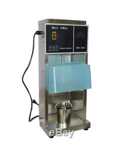 Commercial Electric Auto Ice Cream Mixing Machine Maker Shaker Blender Mixer NEW