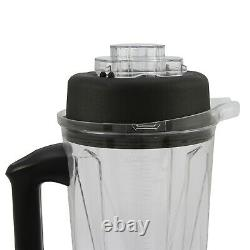 Commercial Food Blender Heavy Duty Kitchen Mixer Ice Smoothie Soup Maker 2200W