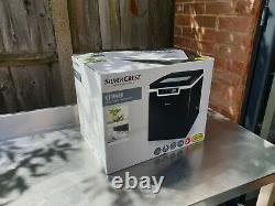 Commercial & Home New Silver crest Ice Cube Automatic Maker