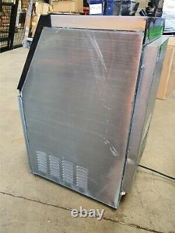 Commercial Ice Maker Stainless Steel Machine 40kg/24hr A5369