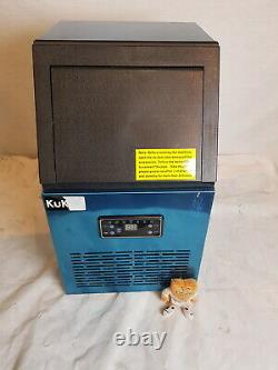 Commercial Ice Maker Stainless Steel Machine 40kg/24hr B0917