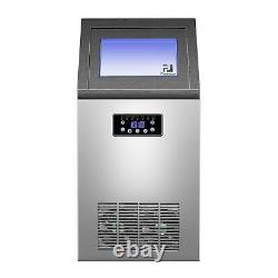 Commercial Machine Ice Cube Maker 62kg