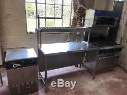 Commercial catering equipment Blue Seal Range Cooker Ice Maker And Much More
