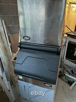 Foster F132 Ice Maker Ice Cuber With Ice Bin Commercial Ice Maker Large