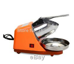 Fully-automatic Electric Ice Shavers Commercial Household Slushies Maker Machine