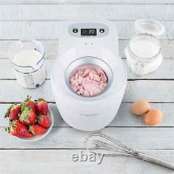 Ice Cream Maker Machine Commercial Thermoelectric Cooling Sorbet Frozen Yoghurt