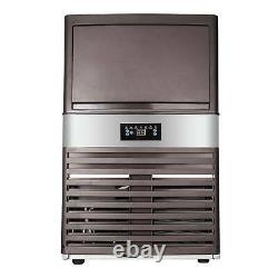 Ice Cube Maker Machine 76kg Commercial