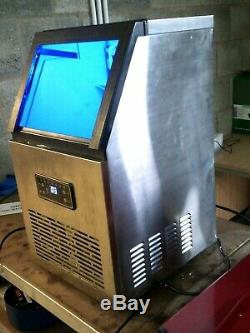 Kukoo Ice Maker Making Cubes Crusher Commercial Machine 40KG/24HR A4910