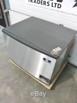 Manitowoc Commercial Ice Machine Half Dice Cube Maker 288Kg / Day B £1100+V