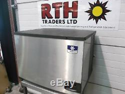 Manitowoc Commercial Ice Machine Half Dice Cube Maker High Capacity £1100+V