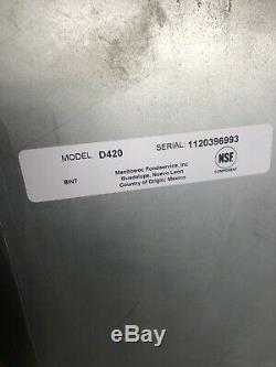 Manitowoc Commercial self contained Ice Maker Ice Machine