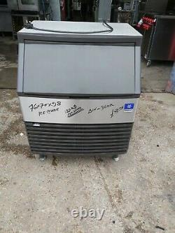 Manitowoc Cubed Ice Machine commercial ice cube maker 120 kg per 24hrs 36kg bin