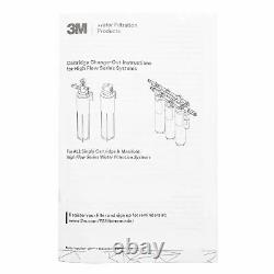 NEW 3M Water Filtration Replacement Cartridge for Commercial Ice Maker Machines