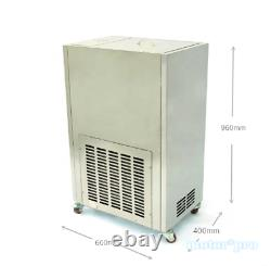 NEW Commercial Automatic Popsicle Maker Machine Ice Cream Mold Freezer Model CE
