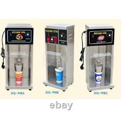 New Commercial Electric Auto Ice Cream Machine Maker Shaker Blender Mix