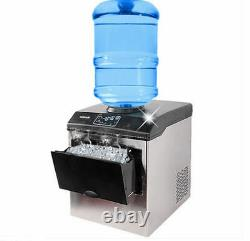 New Commercial ice cube maker machine Bullet round ice block making machine 220V