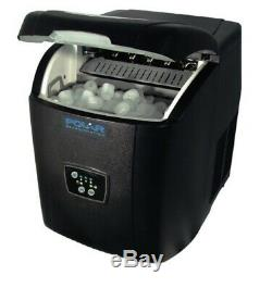 Polar Counter Top Ice Maker 10kg Output Commercial Ice Machine