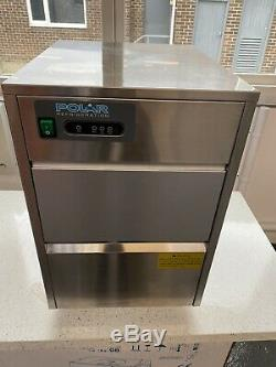 Polar T316 Commercial Ice Maker / Ice Machine 380mm X 470mm X 620mm High