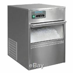 Polar Under Counter Ice Maker 20kg Output Commercial Ice Machine