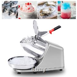 Portabel Countertop Ice Maker Build-in Commercial Ice Machine Ice Cube Machine