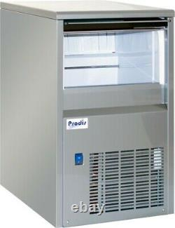 Prodis C25 Undercounter Ice Maker Commercial Ice Makers 22kg / per 24H