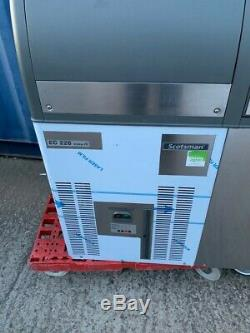 Scotsman Commercial Ice Cube Machine / Ice maker 145 kg per 24 hrs