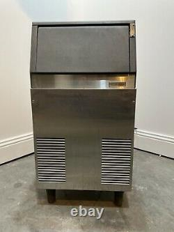 Scotsman Ice Three Commercial Ice Cube Machine Solid Gourmet Top Hat Cube Maker
