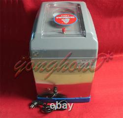 Snow Cone Machine Ice Maker Commercial Electric Ice Shaver Ice Crusher 220V
