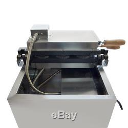 TOP Commercial Nonstick Electric Fish Waffle Ice Cream Taiyaki Maker